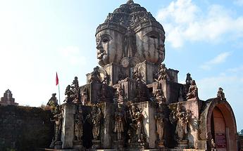 Trimukhi temple