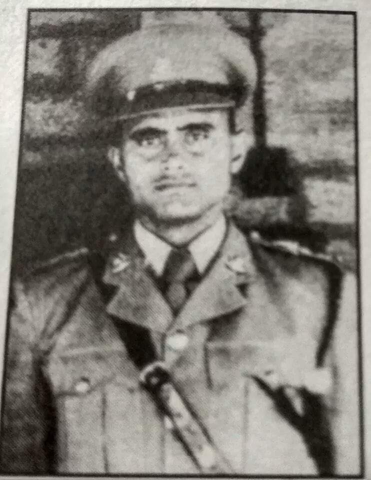 Source of this Picture -- From the book 1962 The War That Was Not by Shiv Kunal Verma