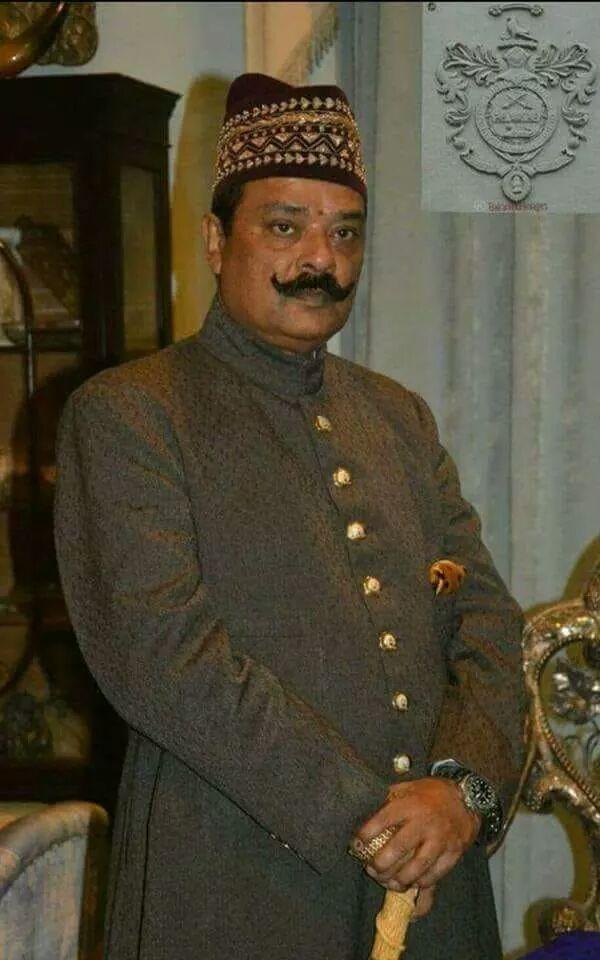 Maharaja Dharmendra Singh
