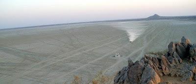 Sambhar Salt Lake Hiltop