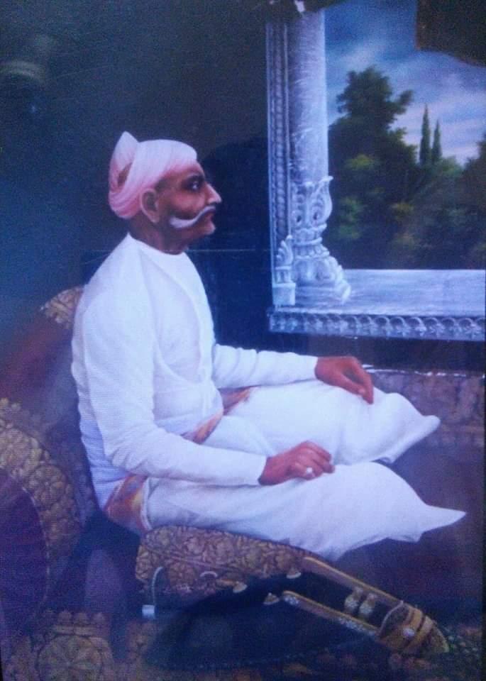 Jhala Zalim Singh of Kota