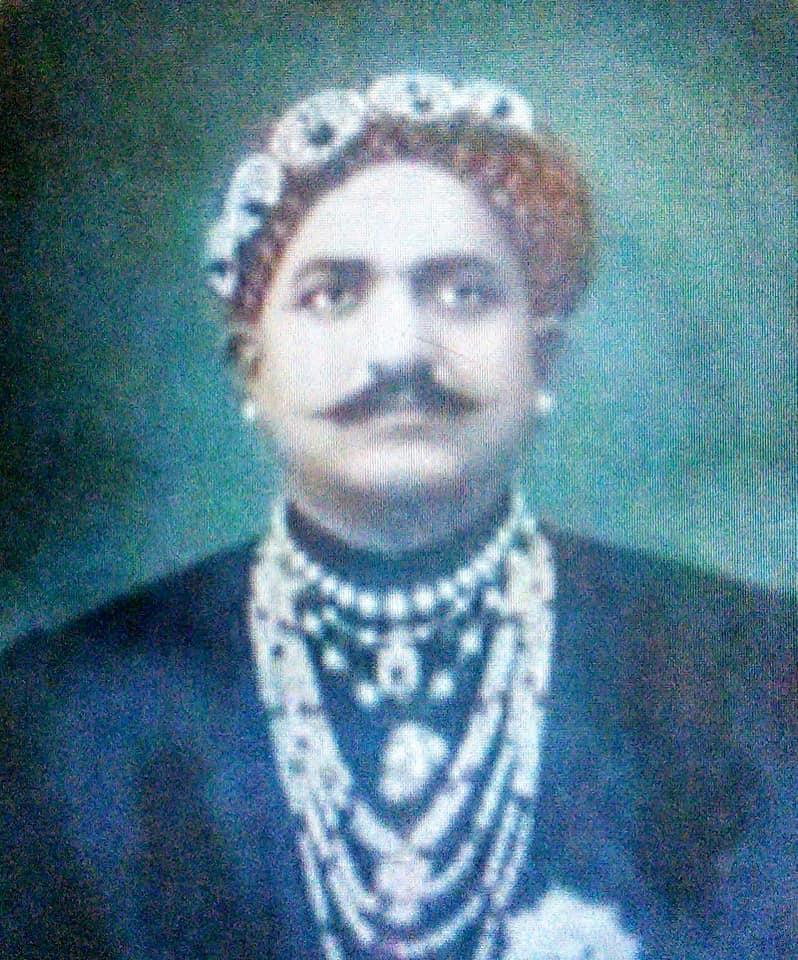 Maharawal Jawahar Singh Bhati of Jaisalmer