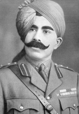 Maharaja Ganga Singh Ji Rathore of Bikaner